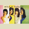 Milk N Cookies- S/T CS ~OUT OF PRINT! - Burger - Dead Beat Records