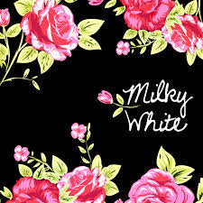 "Milky White- S/T 7"" - Bitter Melody - Dead Beat Records"