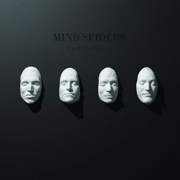 Mind Spiders- Prosthesis LP ~EX MARKED MEN / RARE CLEAR WAX!