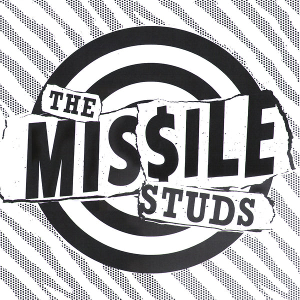 Missile Studs- Hey We're The LP ~VERY RARE TEST PRESSING COVER LTD TO 10 COPIES!