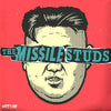 Missile Studs- Hey We're The LP ~W CUT OUT MASK / RARE KIM COVER!