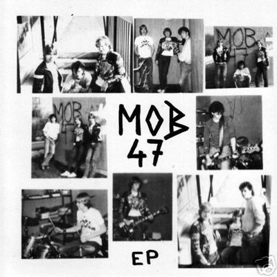 "Mob 47- 'Karnvapen Attack ' 7"" - Havoc - Dead Beat Records"