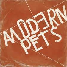 MODERN PETS - S/T LP ~LTD TO 500 COPIES!!! - Ptrash - Dead Beat Records