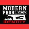 Modern Problems- Identity CS Tape ~UNIFORM CHOICE! - Black Dots - Dead Beat Records
