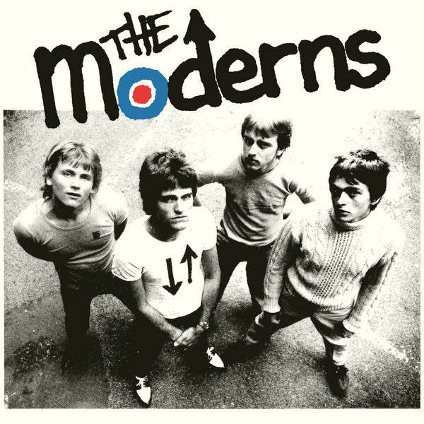 "The Moderns- Year Of Today 7"" ~REISSUE!"