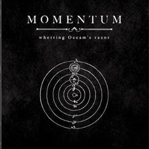 MOMENTUM- Whetting Occams Razor LP - Halo Of Flies - Dead Beat Records