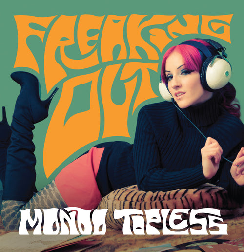 Mondo Topless- Freaking Out CD	 ~FUZZTONES!