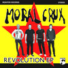 "Moral Crux- Revolution 7"" ~RARE PURPLE WAX LTD TO 150!"