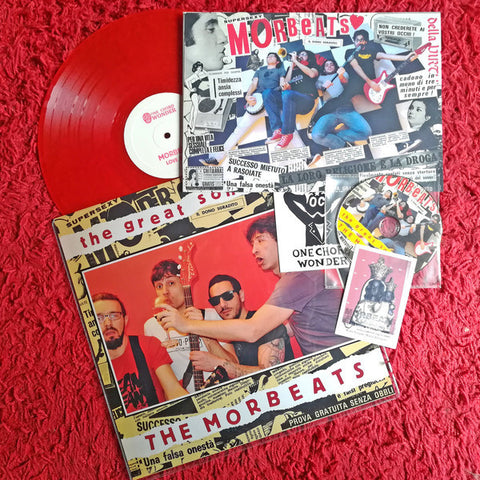 Morbeats-  The Great Songs Of LP ~LIMITED TO 175 COPIES!
