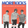 "More Kicks- Blame It On The Satellite 7"" ~EX LOS PEPES / WANDA RECORDS!"