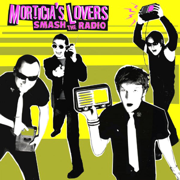 Morticia's Lovers- Smash The Radio LP ~TEENGENERATE!