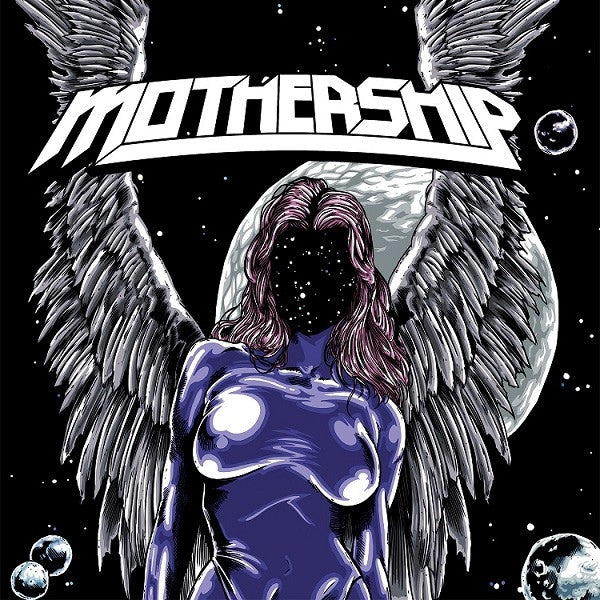 Mothership- S/T LP ~BLACK SABBATH! - Ripple Effect - Dead Beat Records