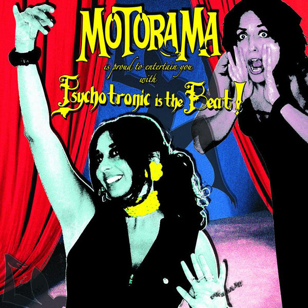 Motorama- Psychotronic Is The Beat! CD ~DEMOLITION DOLL RODS!