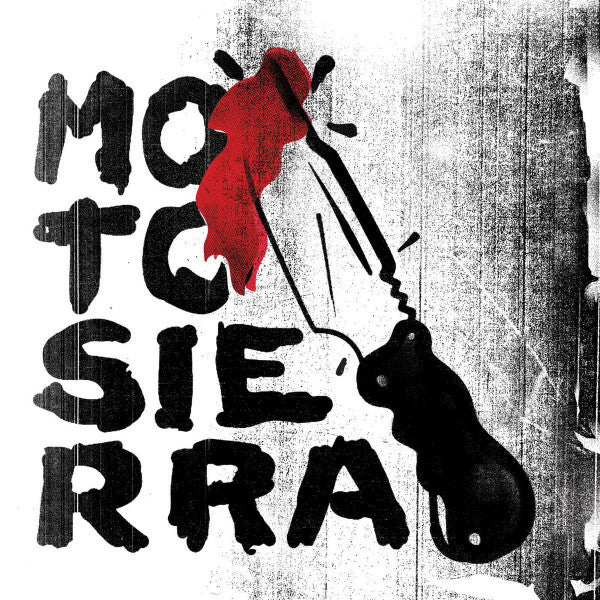 "Motosierra- Buzo Nuevo 7"" ~KILLER! - Spaghetty Town - Dead Beat Records"