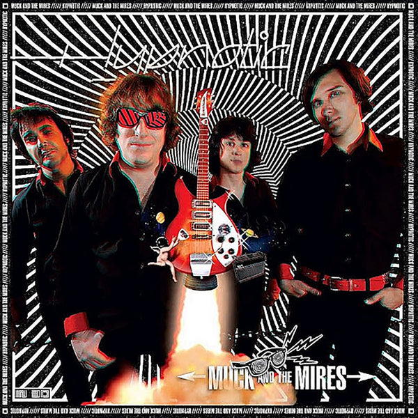 Muck And The Mires- Hypnotic LP ~W/ 3-D GLASSES INCLUDED!