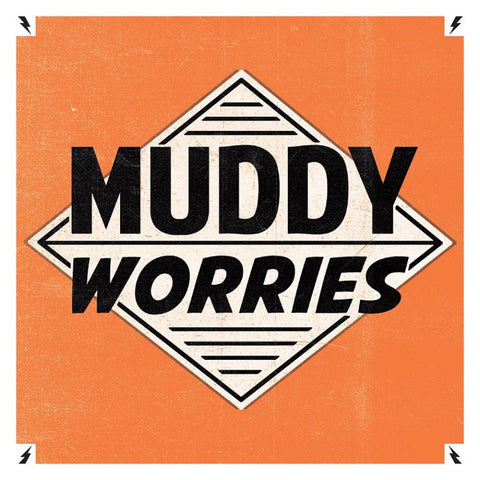 "Muddy Worries-  The Rent 7"" ~CRAMPS! - Rave Up - Dead Beat Records - 1"