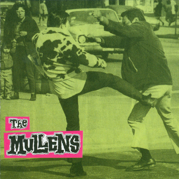 The Mullens- S/T LP ~RARE GREEN WAX!