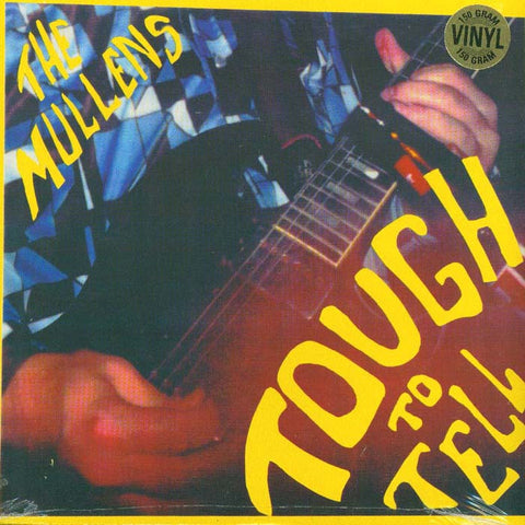 Mullens- Tough To Tell LP ~DICTATORS! - Get Hip - Dead Beat Records