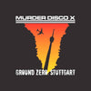 Murder Disco X- Ground Zero: Stuttgart LP ~EX DETESTATION