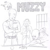 "Muzzy- S/T 7""  ~HAND NUMBERED OUT OF 85 COPIES!"