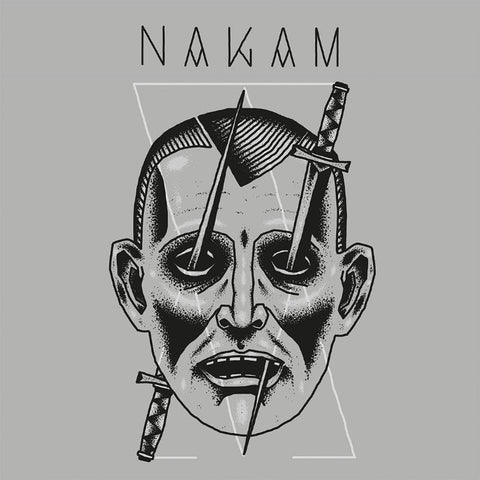 Nakam- S/T LP ~POISON IDEA!