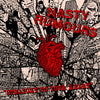 Nasty Rumours- Straight To Your Heart LP ~RARE RED AND BLACK SPLATTER WAX!