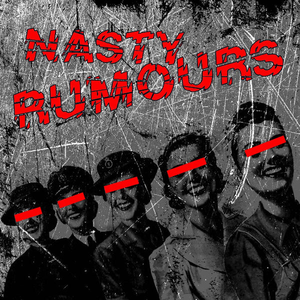 "Nasty Rumours- Girls In Love 7"" ~THE GAGGERS!"