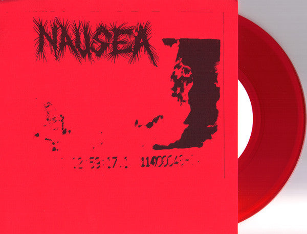 "Nausea- New Generation 7"" - Feed For Freaks - Dead Beat Records"