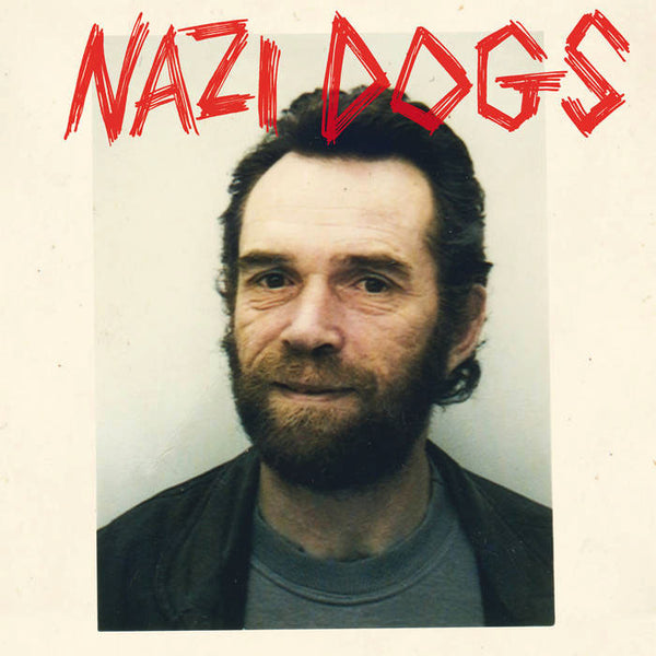 Nazi Dogs- S/T LP ~WANDA RECORDS / RARE 100 PRESSED ON BLUE!