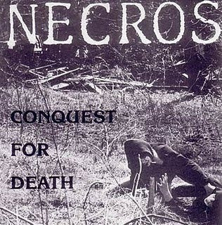 Necros- Conquest For Death LP ~COMPILATION! - Unknown - Dead Beat Records