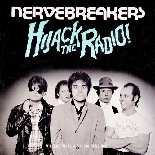 Nervebreakers- Hijack  The Radio CD ~REISSUE!
