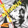 "Nervous Wreck- Double The Dose 7"" ~RARE ORANGE WAX LIMITED TO 100! - NO FRONT TEETH - Dead Beat Records - 1"