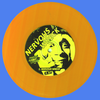 "Nervous Wreck- Double The Dose 7"" ~RARE ORANGE WAX LIMITED TO 100! - NO FRONT TEETH - Dead Beat Records - 2"