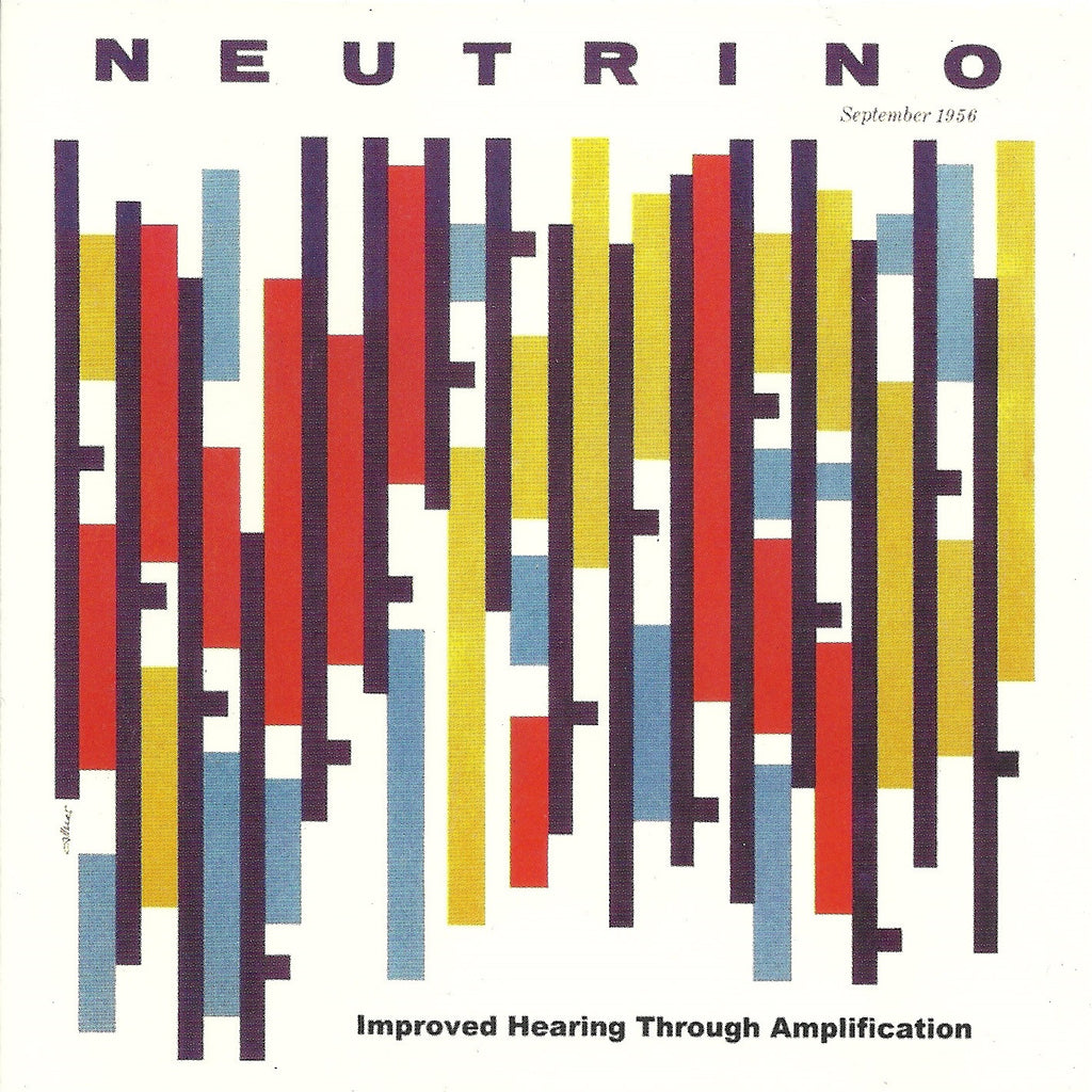 Neutrino- Improved Hearing Through Amplification LP - Reptilian - Dead Beat Records