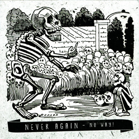 "Never Again- No Way! 7"" ~INTEGRITY!"