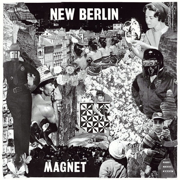 New Berlin- Magnet LP ~VERY RARE LIMITED TO 203 HAND NUMBERED COPIES!