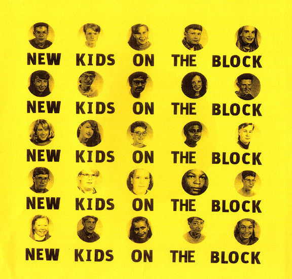 "V/A- New Kids On The Block  7"" - Randy - Dead Beat Records"