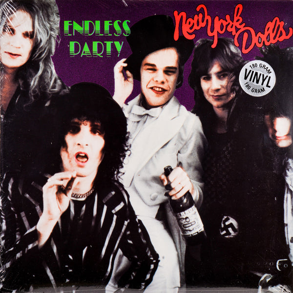 New York Dolls- Endless Party LP ~REISSUE!
