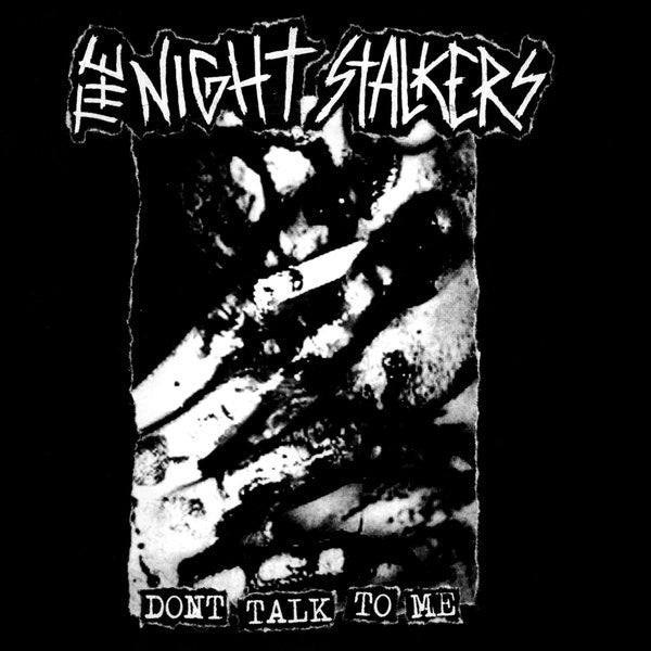 "The Night Stalkers- Don't Talk To Me 7"" ~RECOMMENDED! - Ken Rock - Dead Beat Records"
