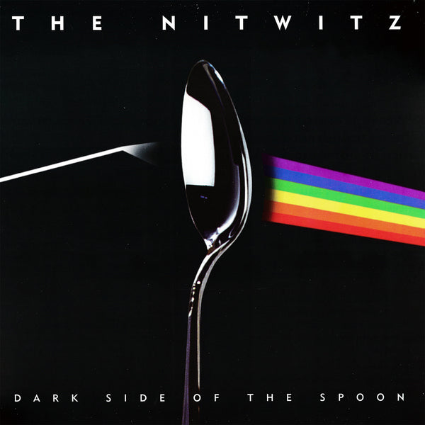 Nitwitz- Dark Side Of The Spoon CD ~HELLACOPTERS!