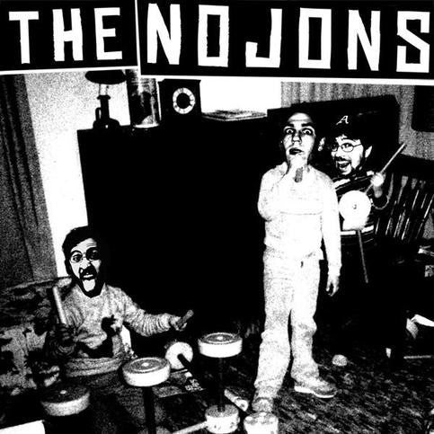 "No Jons- S/T 7"" - Feral Kid - Dead Beat Records"