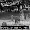 "No System- Dead Bands Tell No Tales 7"" - No Way - Dead Beat Records"