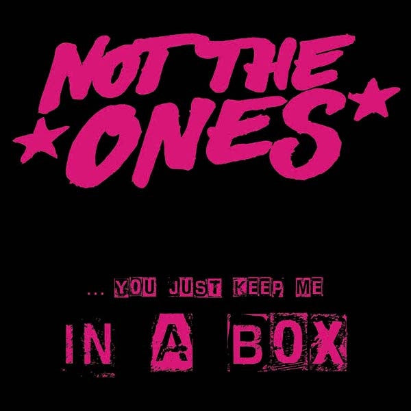 "Not The Ones- In A Box 7"" ~THE BOYS! - Wanda - Dead Beat Records"