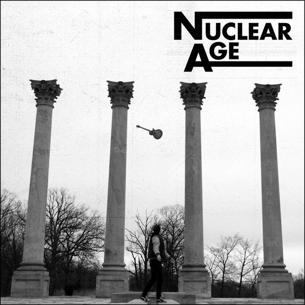 "Nuclear Age- Look Around 7"" ~MINOR THREAT! - React - Dead Beat Records"