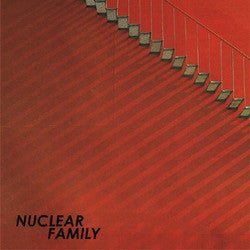 Nuclear Family - S/T LP ~EX LIMP WRIST! - Loud Punk - Dead Beat Records