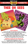 Thee Oh Sees- Castlemania/Carrion Crawler/The Dream EP CS - Burger - Dead Beat Records