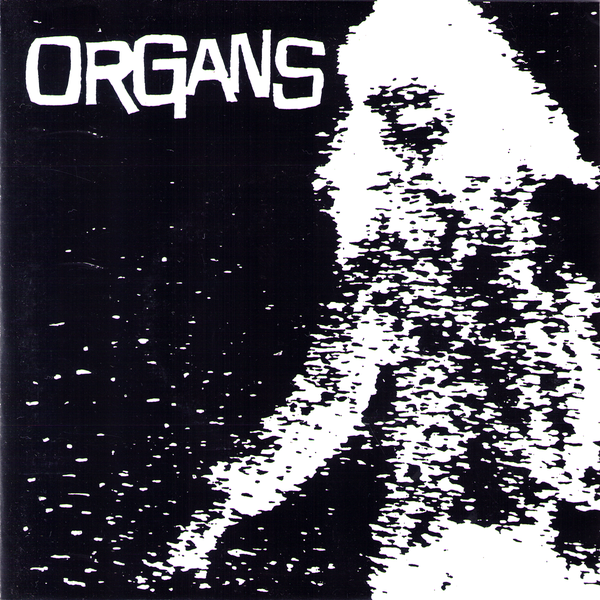 "Organs- Breathing With The Dead 7"" ~SPACESHITS!"