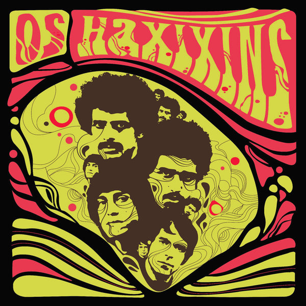 Os Haxixins- S/T CD ~REISSUE!