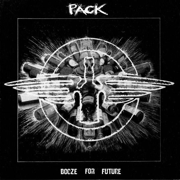 "Pack- Booze For Future 7"" ~GATEFOLD COVER! - Rinderherz - Dead Beat Records"