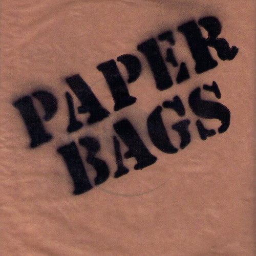 "Paper Bags- S/T 7"" ~EX RADIO REELERS! - Who Loves Ya Baby - Dead Beat Records"